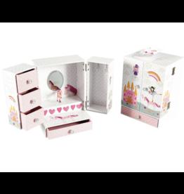Floss & Rock Music Box: Fairy & Uni