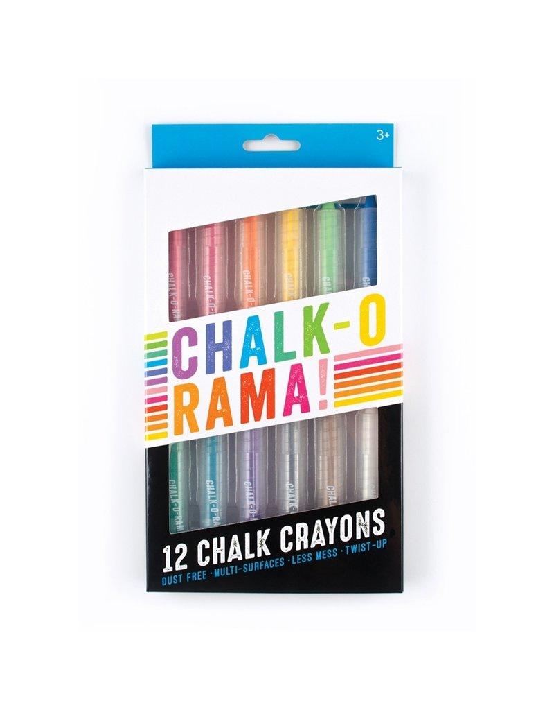 Ooly Chalk-O-Rama Chalk Crayons