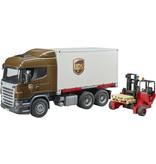 Bruder UPS Logistics