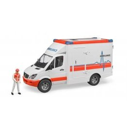Bruder Ambulance