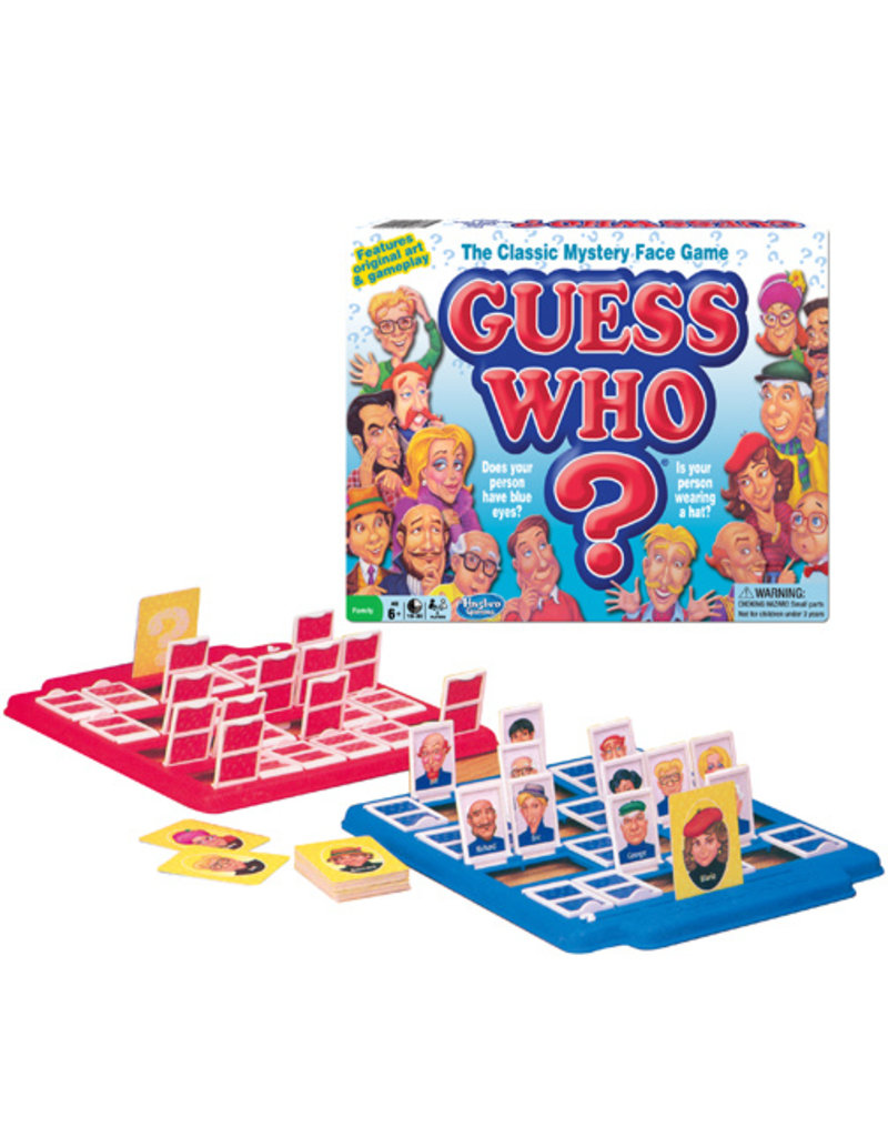 Winning Moves Guess Who?