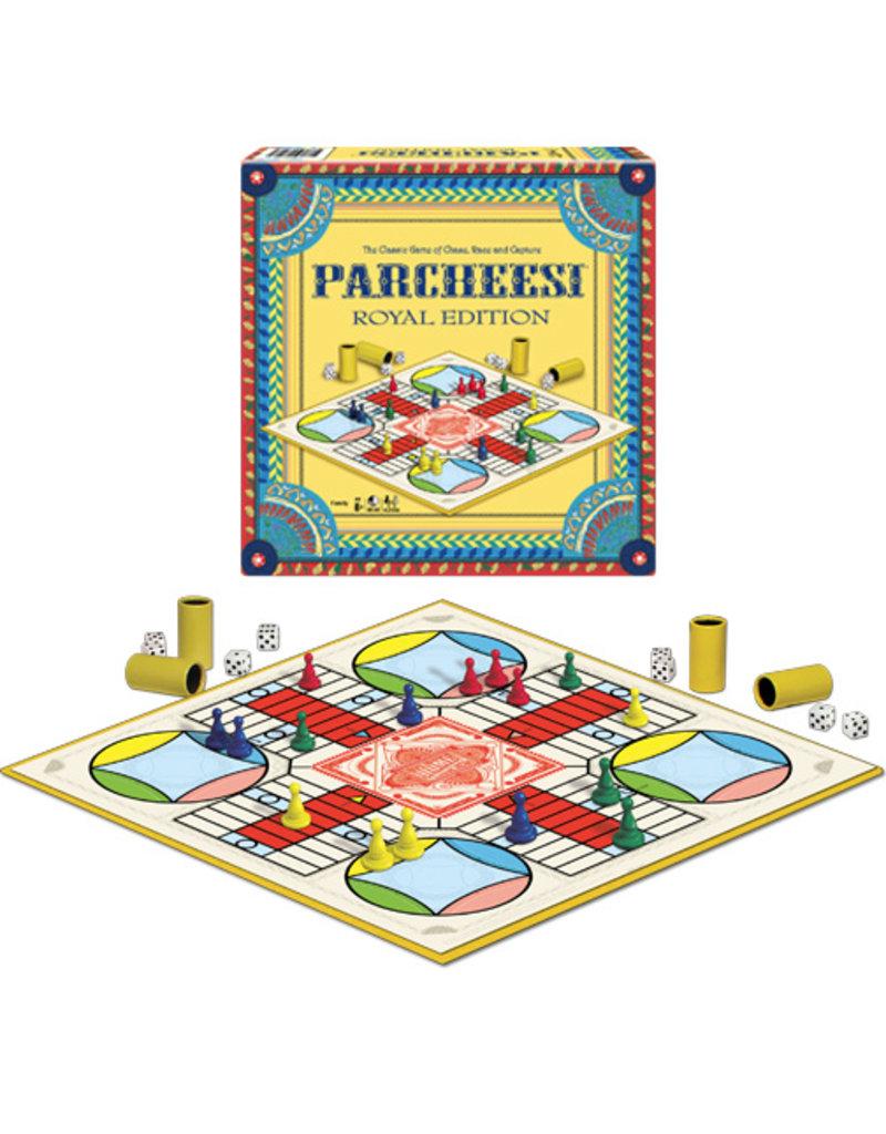 Winning Moves Classic Parcheesi