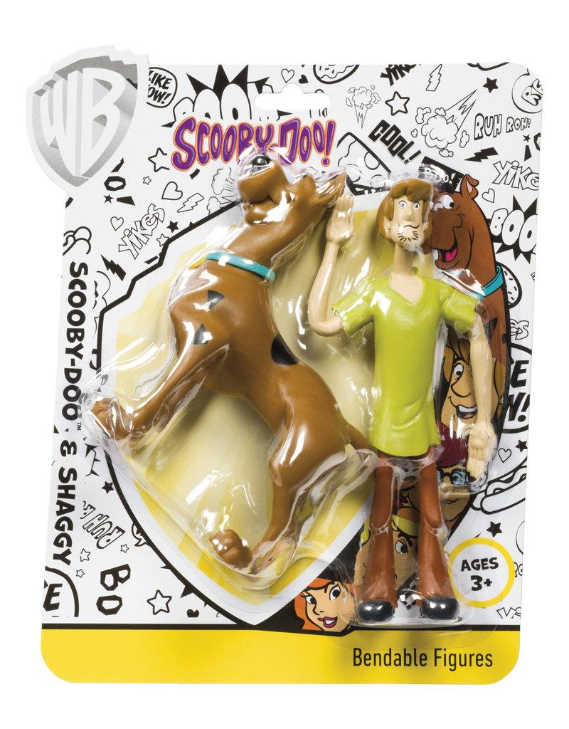 Toysmith Bendable: Scooby & Shaggy
