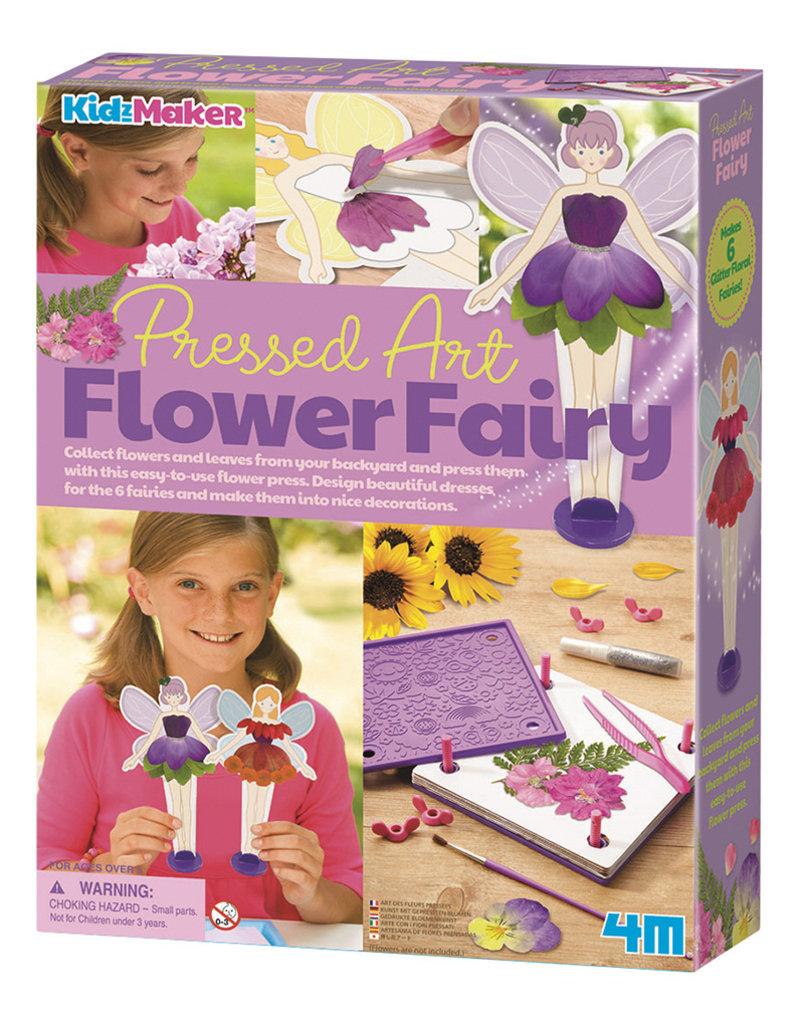 Toysmith Pressed Art Flower Fairy