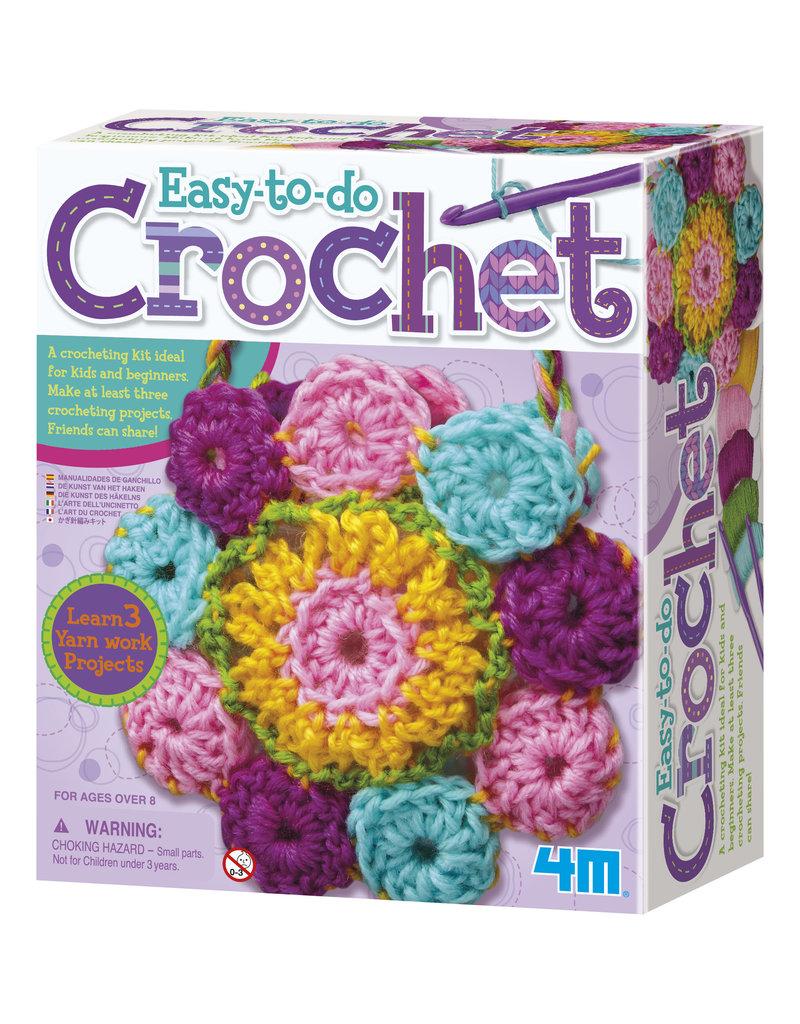 Toysmith Easy To Do: Crochet