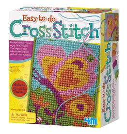 Toysmith Easy To Do: Cross Stich