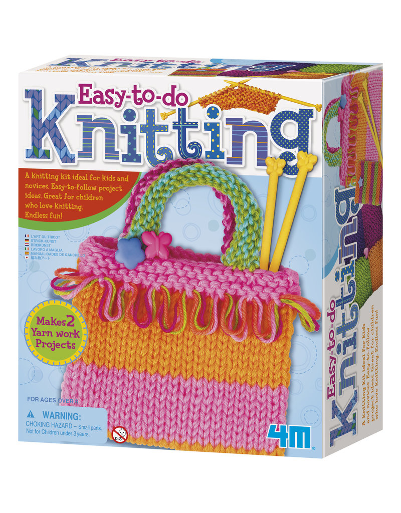 Toysmith Easy To Do: Knitting