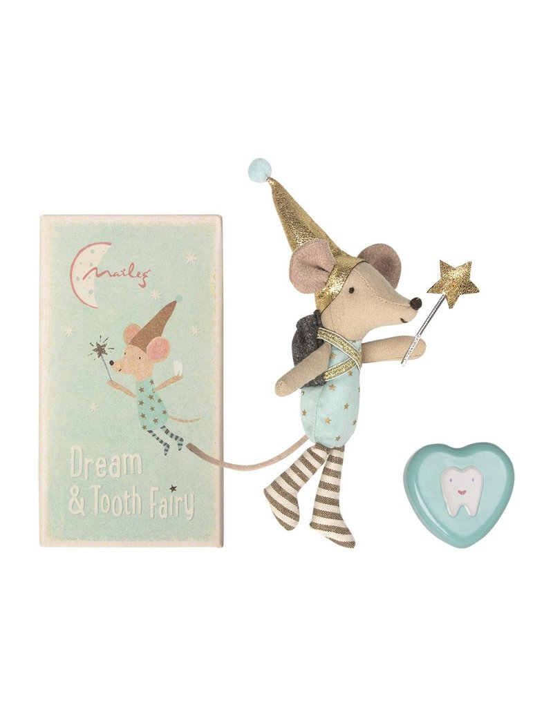 Maileg Big Brother Mouse Toothfairy