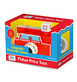 Schylling Fisher Price Changeable Picture Disk Camera