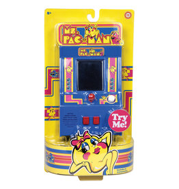 Schylling Arcade Game: MS PAC-MAN