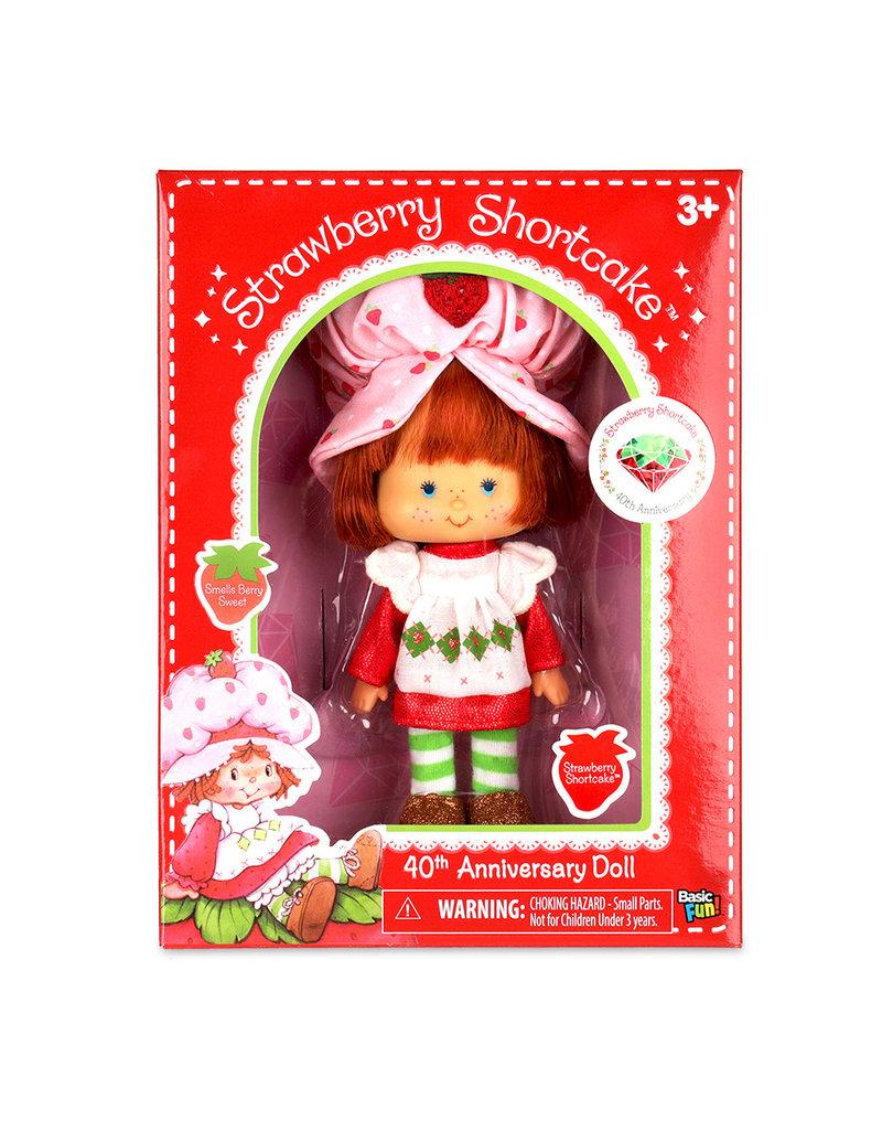 Schylling Strawberry Shortcake Doll