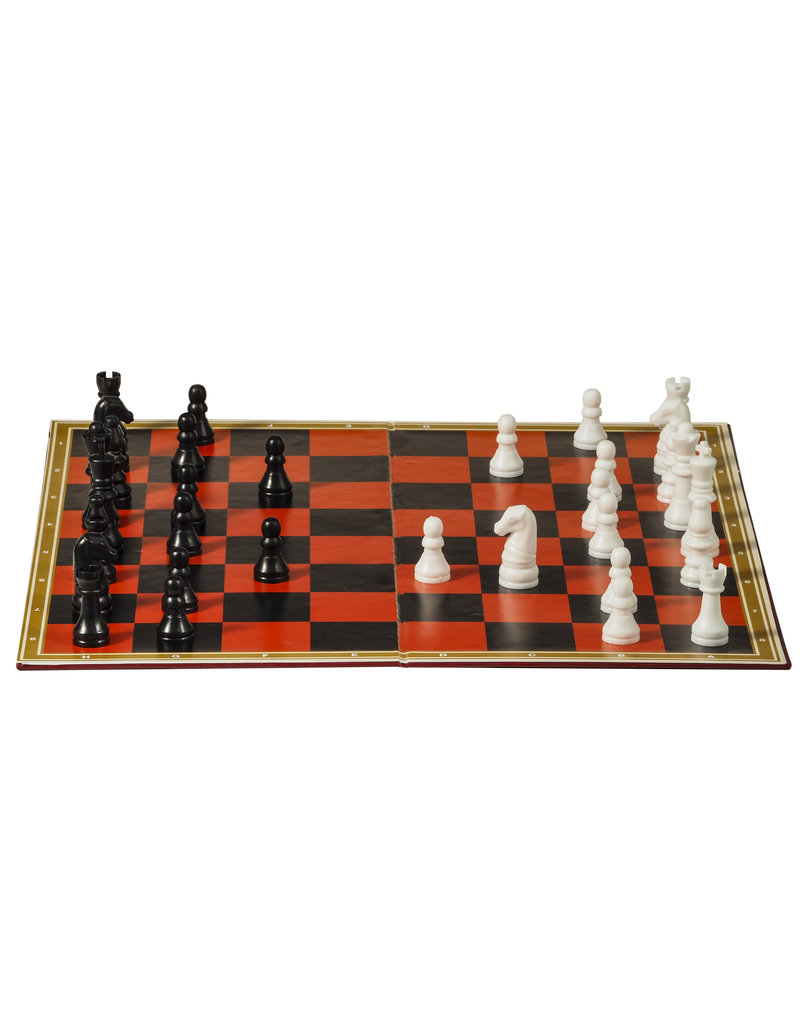 Schylling Chess & Checkers Set