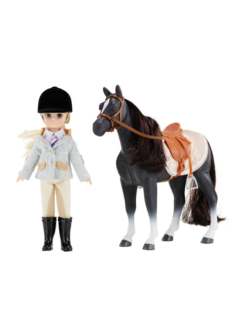 Schylling Lottie Doll: Pony Pals Set