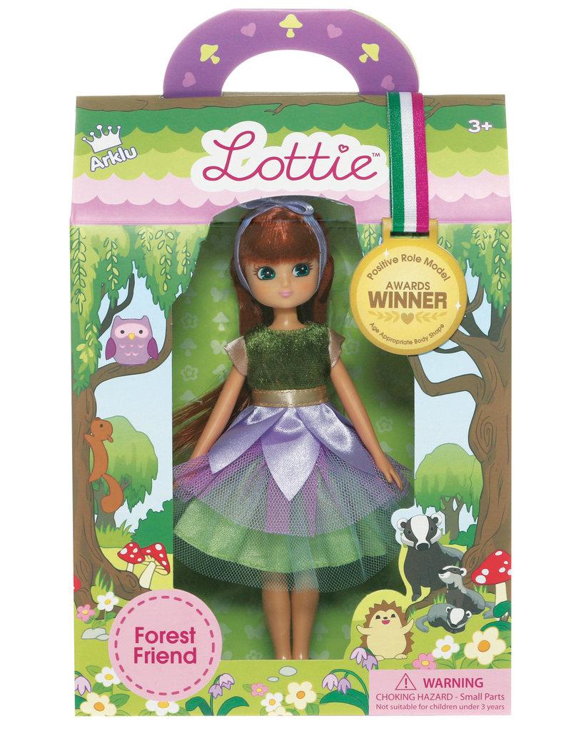 Schylling Lottie Doll: Forest Friend