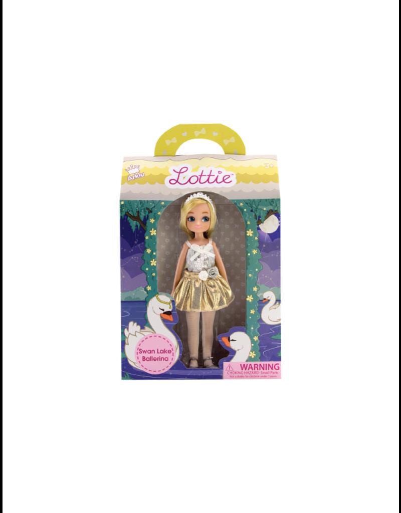 Schylling Lottie Doll: Swan Lake