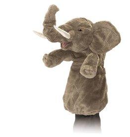 Folkmanis Hand Puppet: Elephant