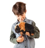 Folkmanis Hand Puppet: Small Bison