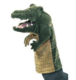Folkmanis Hand Puppet: Crocodile