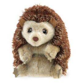 Folkmanis Hand Puppet: Hedgehog