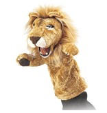 Folkmanis Hand Puppet: Lion