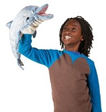 Folkmanis Hand Puppet: Whistling Dolphin