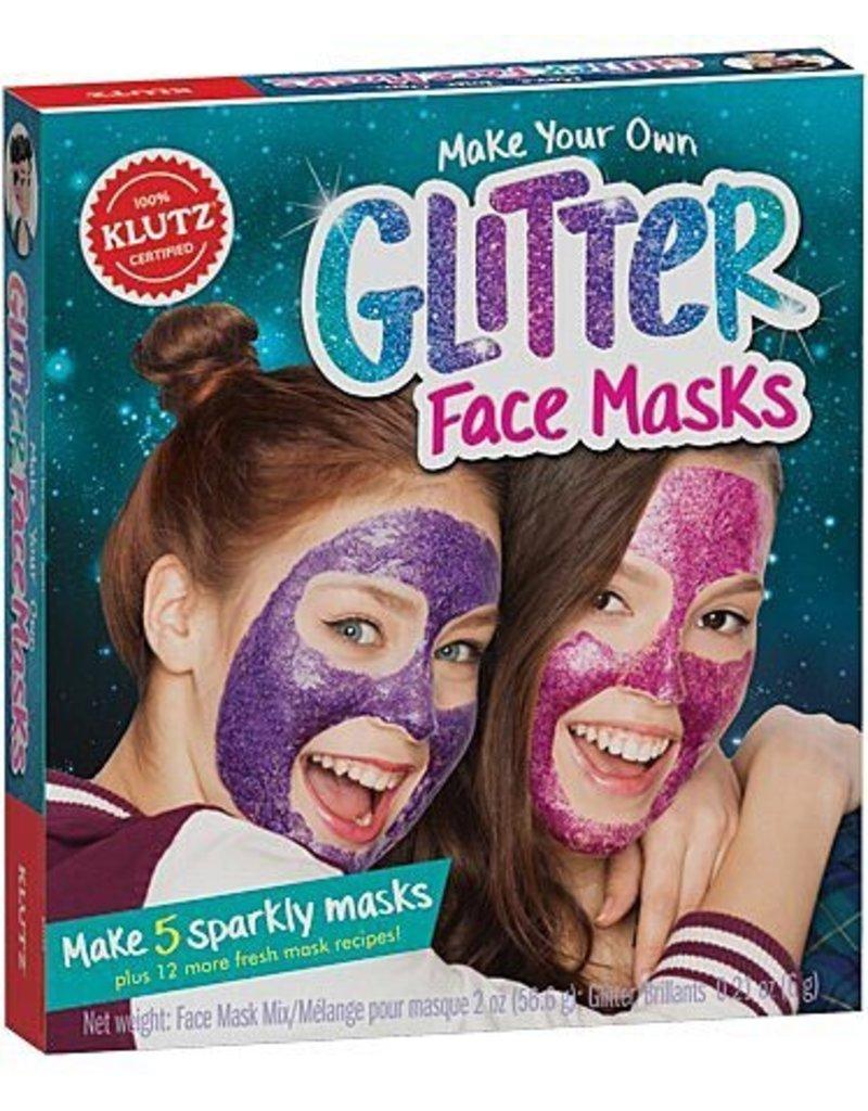 Klutz MYO Face Glitter Mask