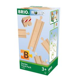 Brio Brio Starter Train Track Pack