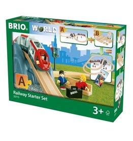 Brio Train Railway Starter Set