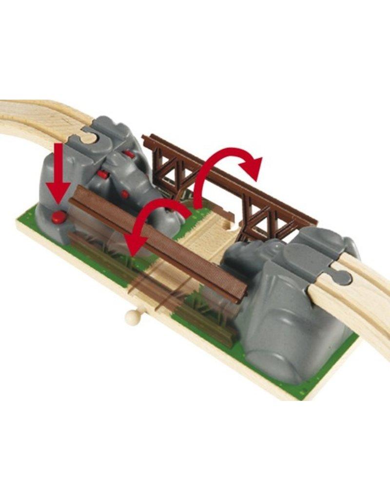 Brio Collapsing Train Bridge