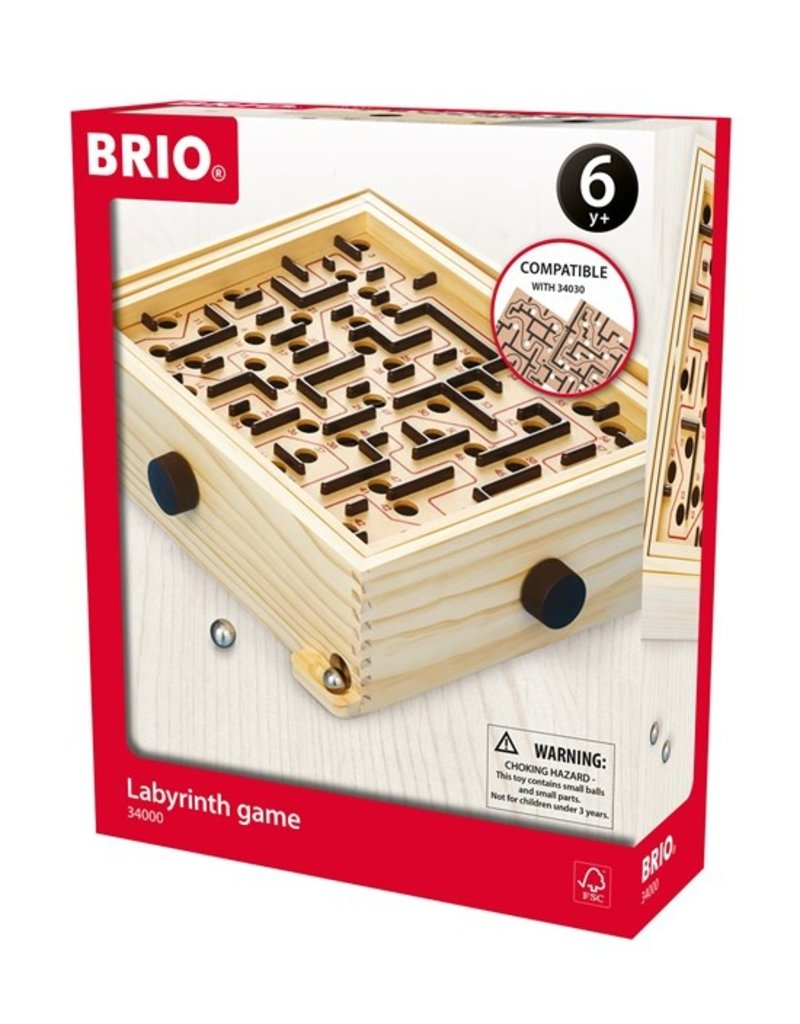 Brio Wooden Labyrinth