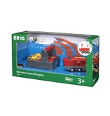 Brio Remote Control Train Engine