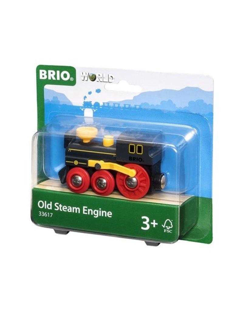 Brio Old Steam Train Engine