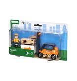 Brio Forklift Train