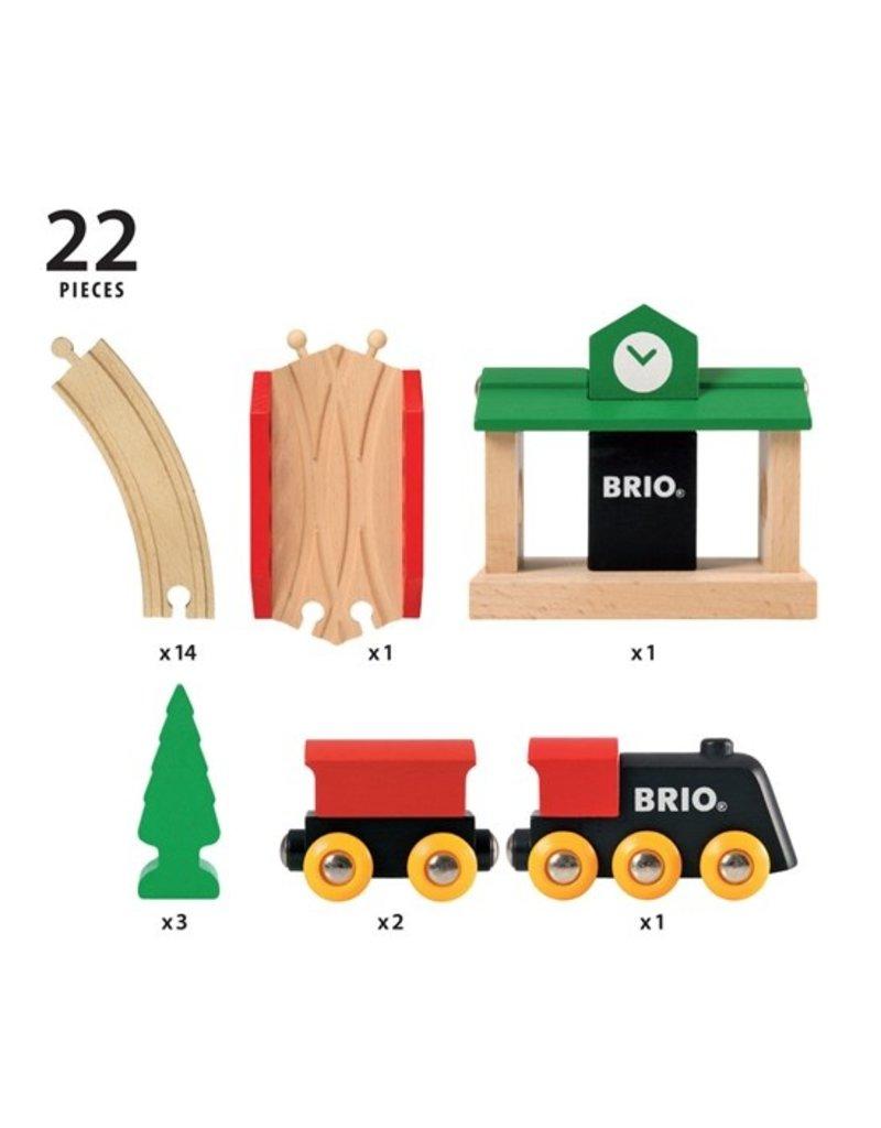 Brio Classic Figure 8 Train Set