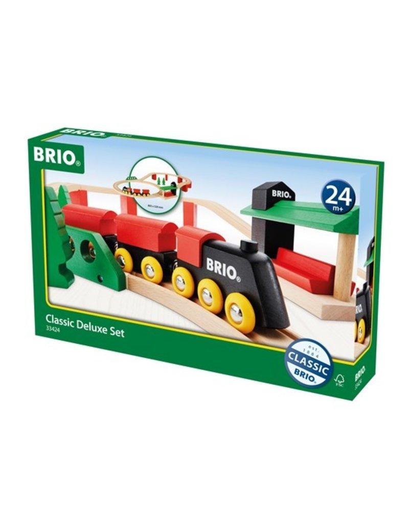 Brio Classic Deluxe Train Set