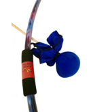Two Bros Bows Bow Set: Blue Tie Dye