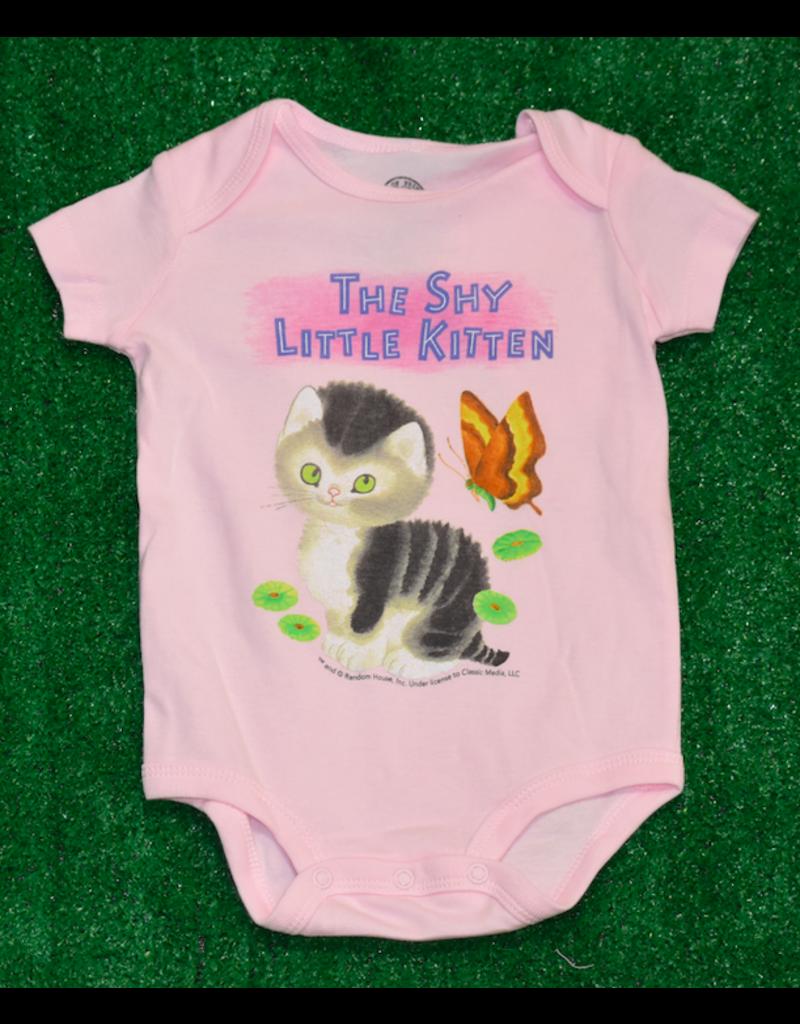 LGB Onesie: Shy Little Kitten