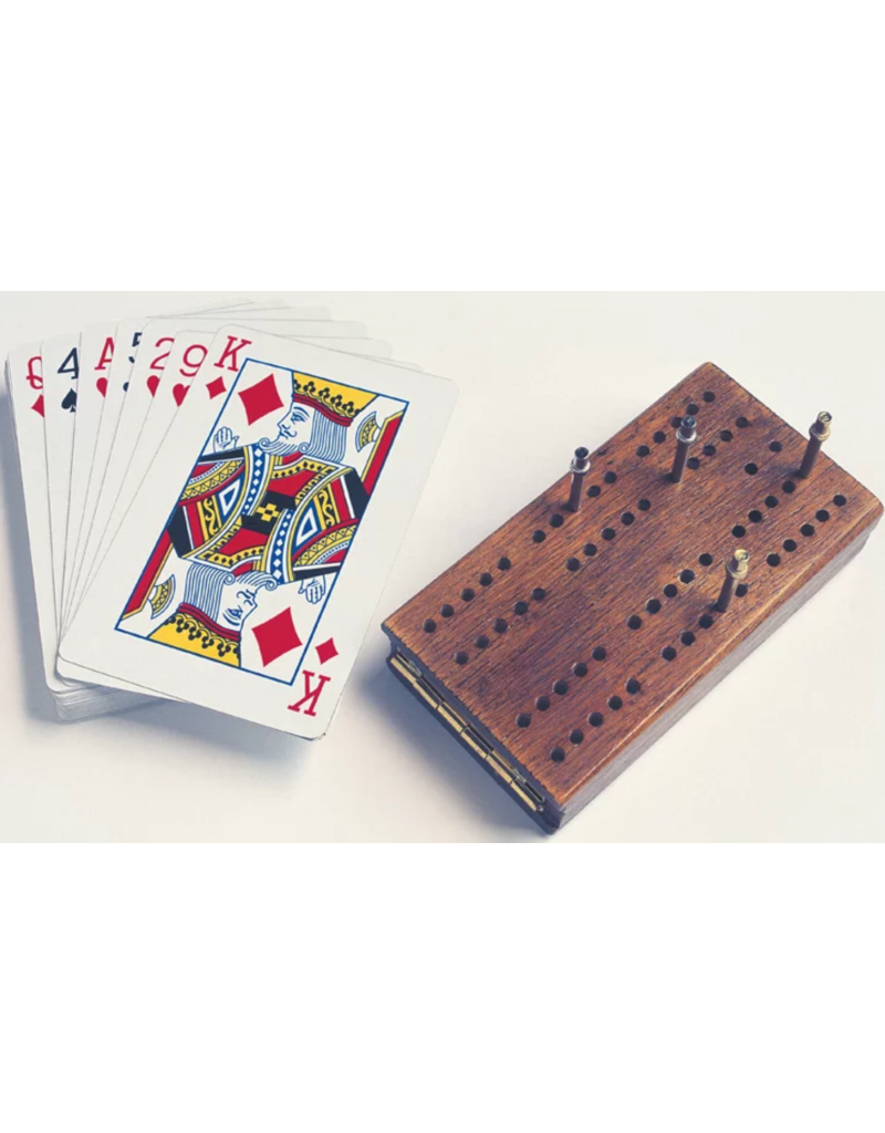 House of Marbles Wooden Cribbage