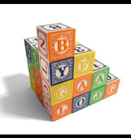 Uncle Goose Classic ABC Blocks