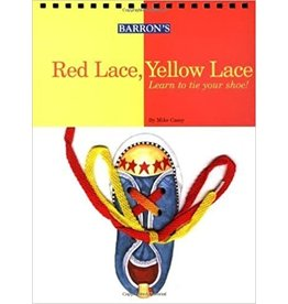 Abrams Red Lace, Yellow Lace : Learn To Tie Your Shoe!