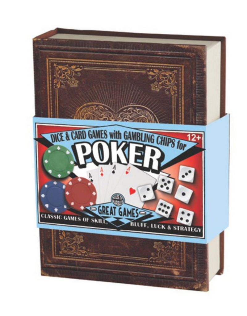 House of Marbles Poker Set