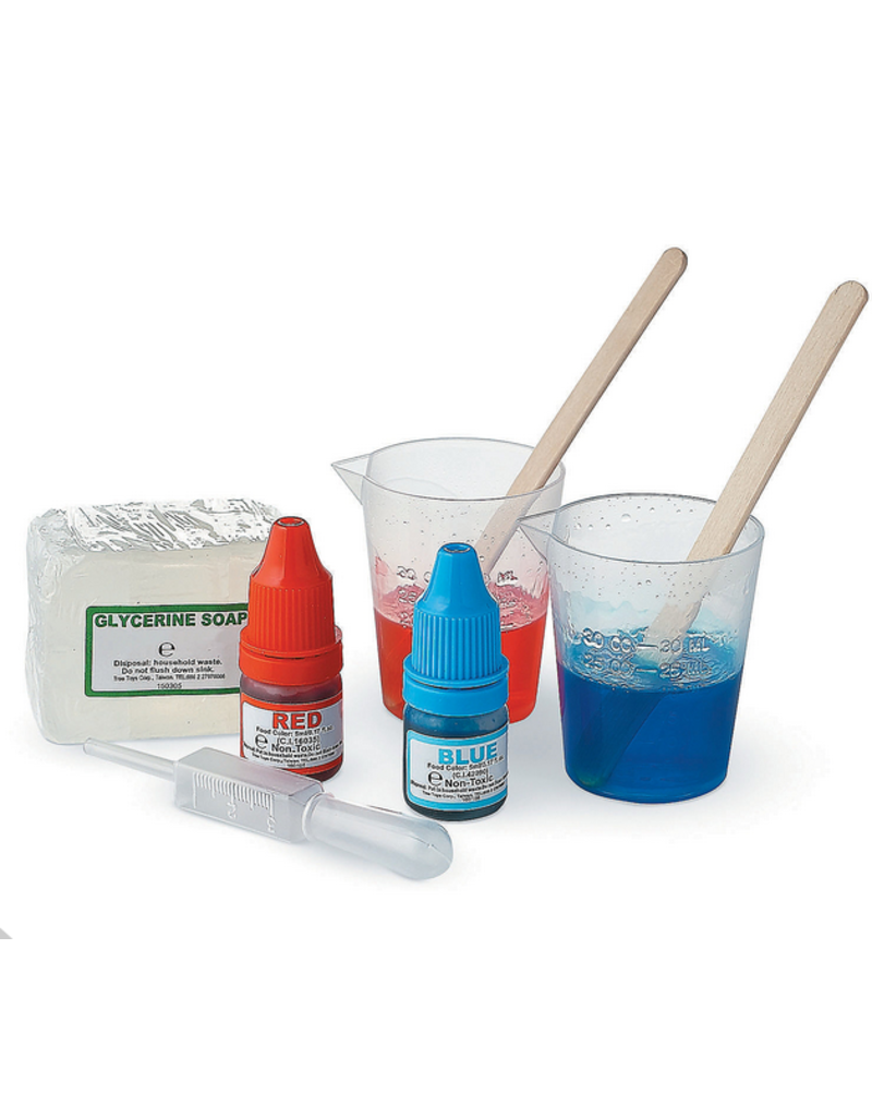 Mindware STEMULATORS: GEM SOAP SCIENCE LAB
