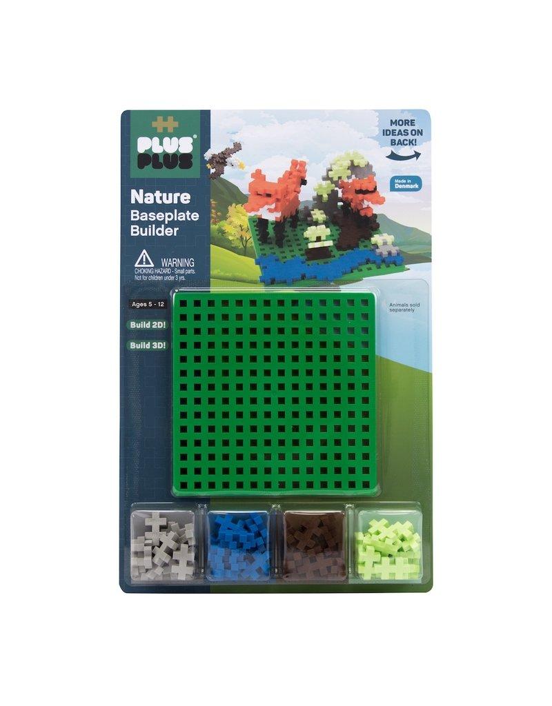 Plus Plus Plus Plus: Baseplate Builder Nature