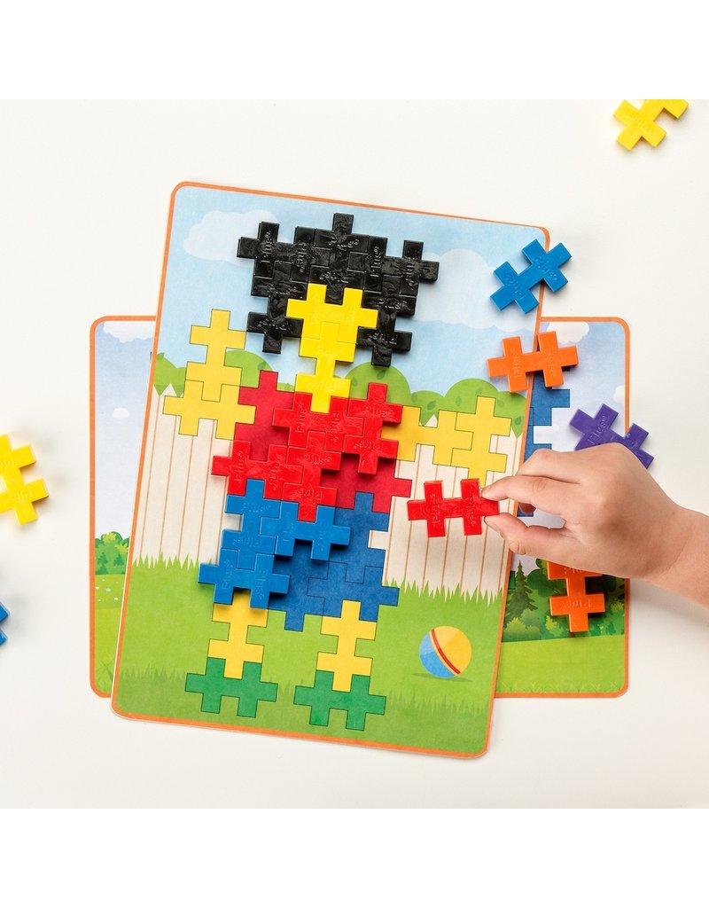 Plus Plus Plus Plus BIG Picture Puzzles: Basic