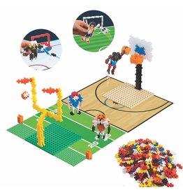 Plus Plus Plus Plus Learn To Build: Sports