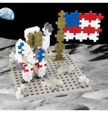 Plus Plus Plus Plus: Baseplate Builder - Moon