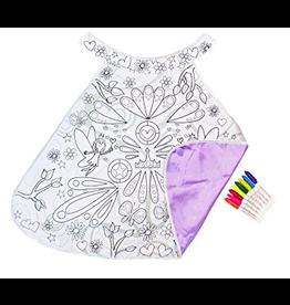 Great Pretenders Color A Cape: Fairy