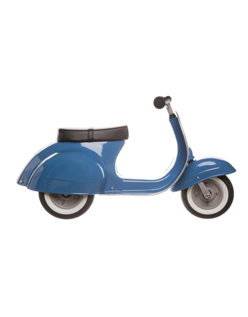 Amboss Primo Ride On Scooter: Blue