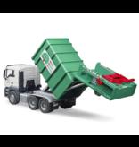 Bruder MAN Recycle Garbage Truck