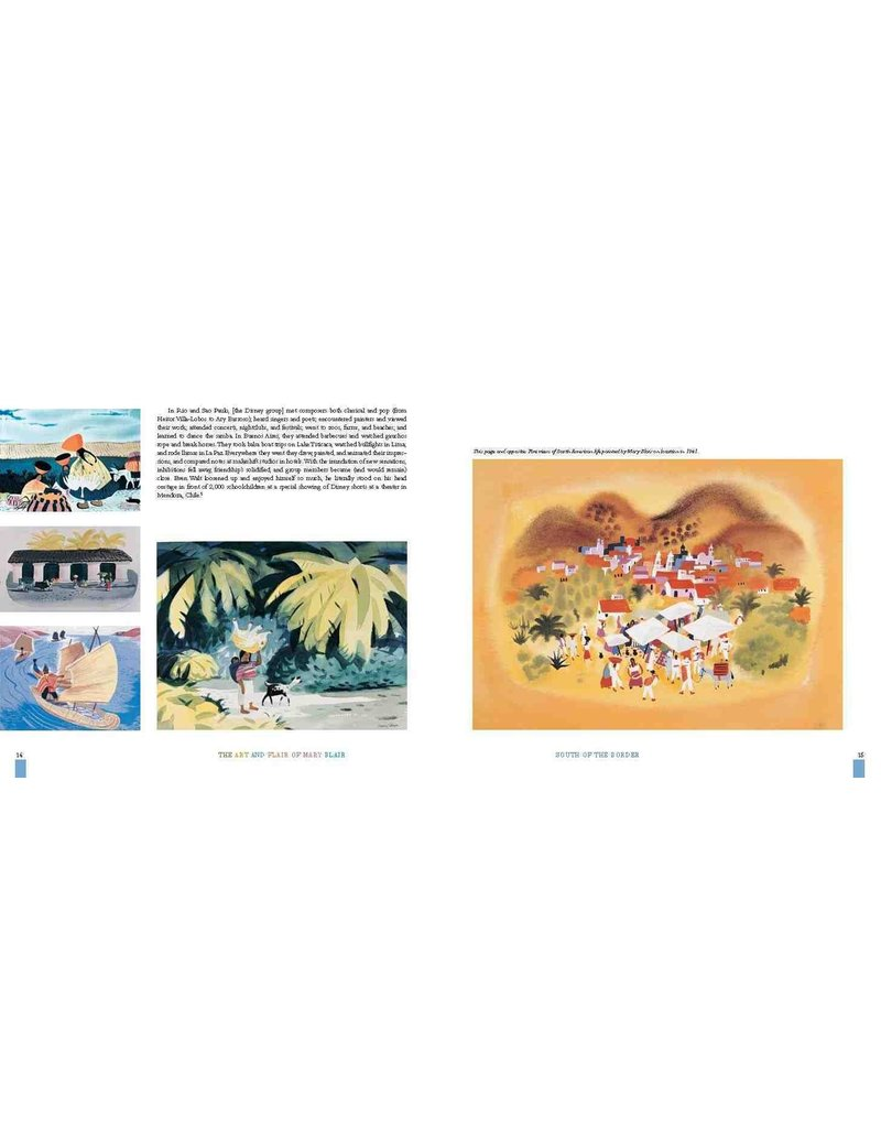 Hachette The Art and Flaire of Mary Blair